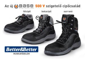 Villanyszerelő cipők