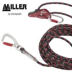 Miller Handzup zuhanásvédő egyéni védőeszköz, munkahelyzet-beállító. villanyszereő szakembereknek.