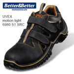 UVEX motion light munkavédelmi szandál