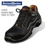 UVEX motion light munkavédelmi félcipő