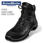 UVEX motion light munkavédelmi surranó