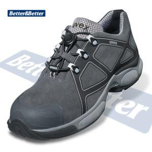 9501 uvex xenova® atc S3 munkavédelmi félcipő