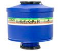 Spasciani légszűrő betét, szűrőbetét légzőkészülékhez, EN-148 szabványú DIN csatlakozású légszűrő