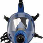 Spasciani TR-2002-CL2 teljes álarc légzőkészülék szűrőbetét nélkül