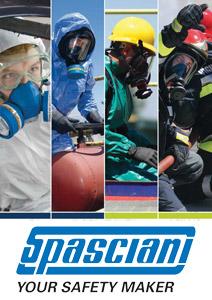 Spasciani légzésvédő eszközök termékkatalógusa