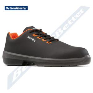 Artra arezzi 830 munkavédelmi cipő, félcipő, csúszásmentes talp, vízálló, kevlár talplemez és kompozit orrmerevítő