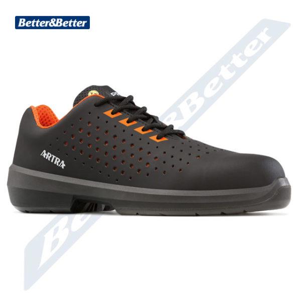 Artra cipő ESD környezetben használható Artra védőcipő, kényelmes, jól szellőző