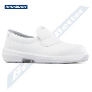 Artra cipő munkavédelmi félcipő egészségügyi dolgozóknak, élelmiszeripari dolgozóknak, szakács, cukrász, orvos, nővér cipő