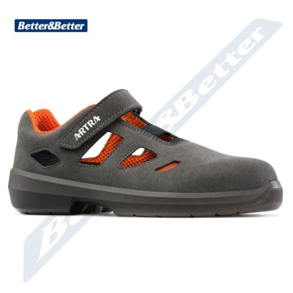 Artra cipő Ario munkavédelmi szandál, minőségi, kényelmes
