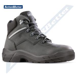 Artra cipő Farmer, valódi marhabőr bakancs kényelmes többféle védelmi képességgel rendelhető