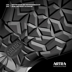 ARTRA munkavedelmi cipők termékkatalógusa, letölthető pdf 2018