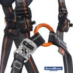 skylotec Ignite trion testheveder egyéni zuhanásvédelmi eszköz alpintechnika