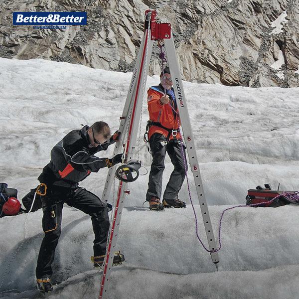Skylotec MILAN HUB ereszkedő mentőeszköz alpintechnikai mentéshez