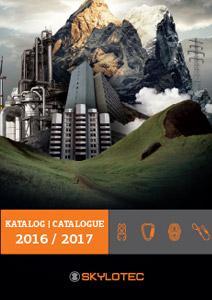 SKYLOTEC zuhanásvédelmi rendszerek termékkatalógus 2017