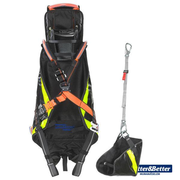 skylotec alpintechnikai mentő hordágy