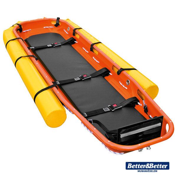 skylotec kosárhordágy mentőeszköz vízből mentéshez