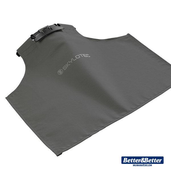 Skylotec sisak kiegészítő, nyakvédő kepi