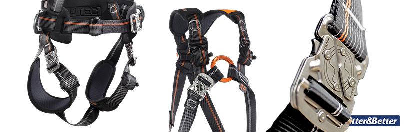 Skylotec testheveder zuhanásgátló alpintechnika