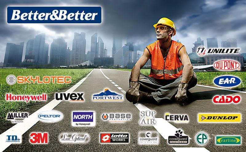 Better & Better munkavédelem partner cégek