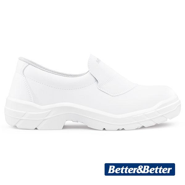 Artra munkavédelmi fehér cipő ARGON 8229 1010 S2
