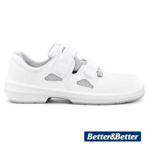 fehér munkavédelmi szandál Artra ARIES 800 1010 S1